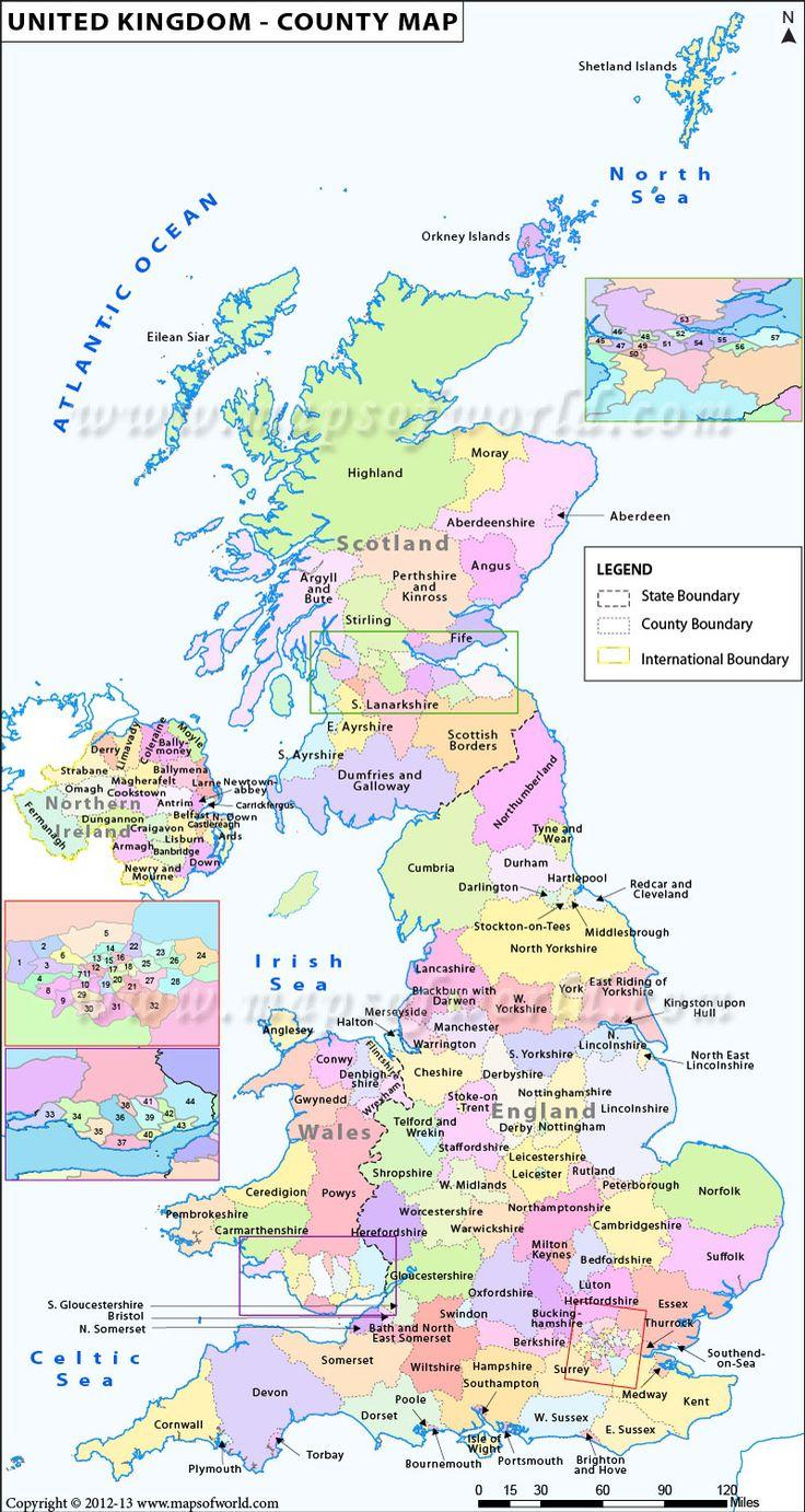 Map Of England Counties And Towns.Uk Map Counties And Towns Map Of Uk Counties With Major Towns