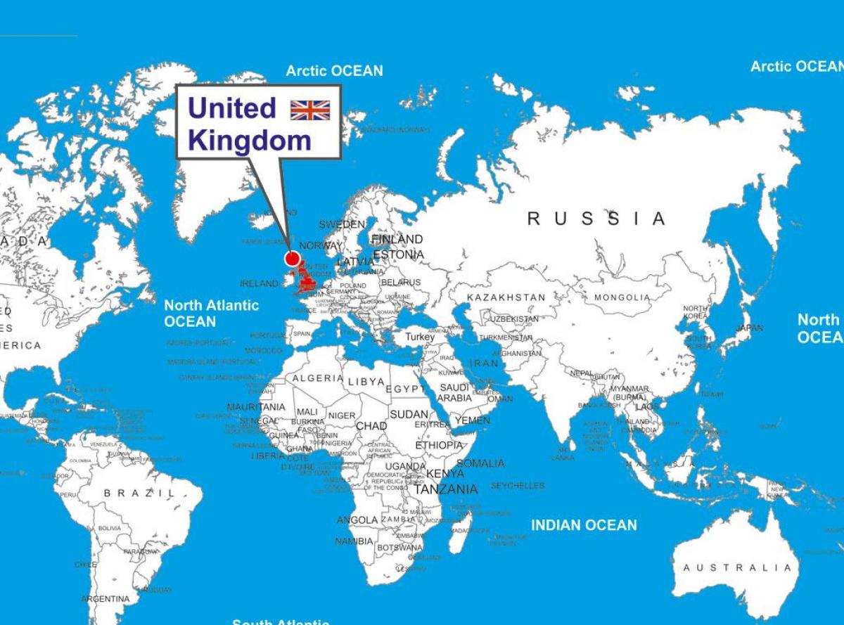 Great britain on world map where is uk located in world map where is uk located in world map gumiabroncs Image collections