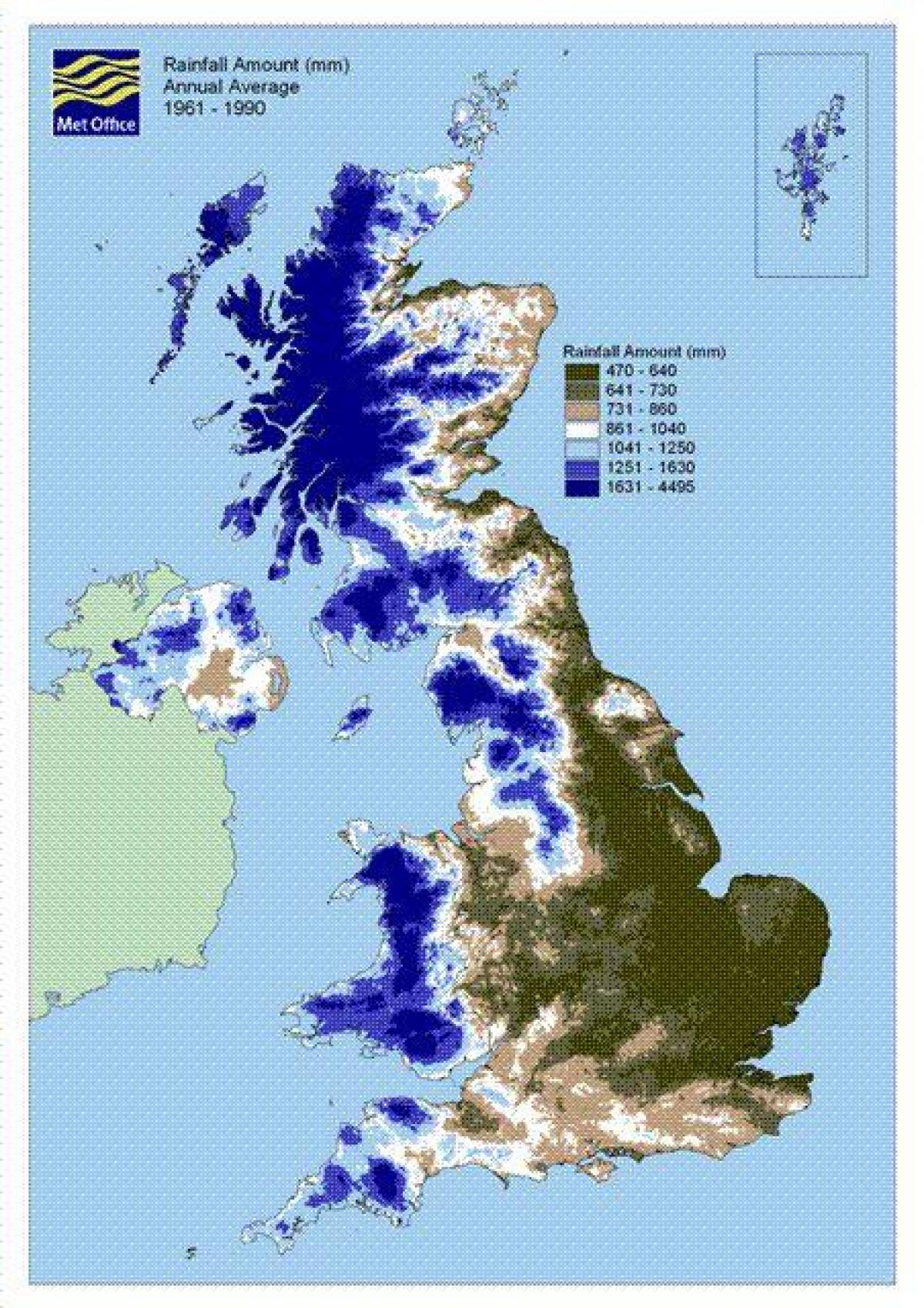 Height Above Sea Level Map UK UK Above Sea Level Map Northern - Altitude above sea level map
