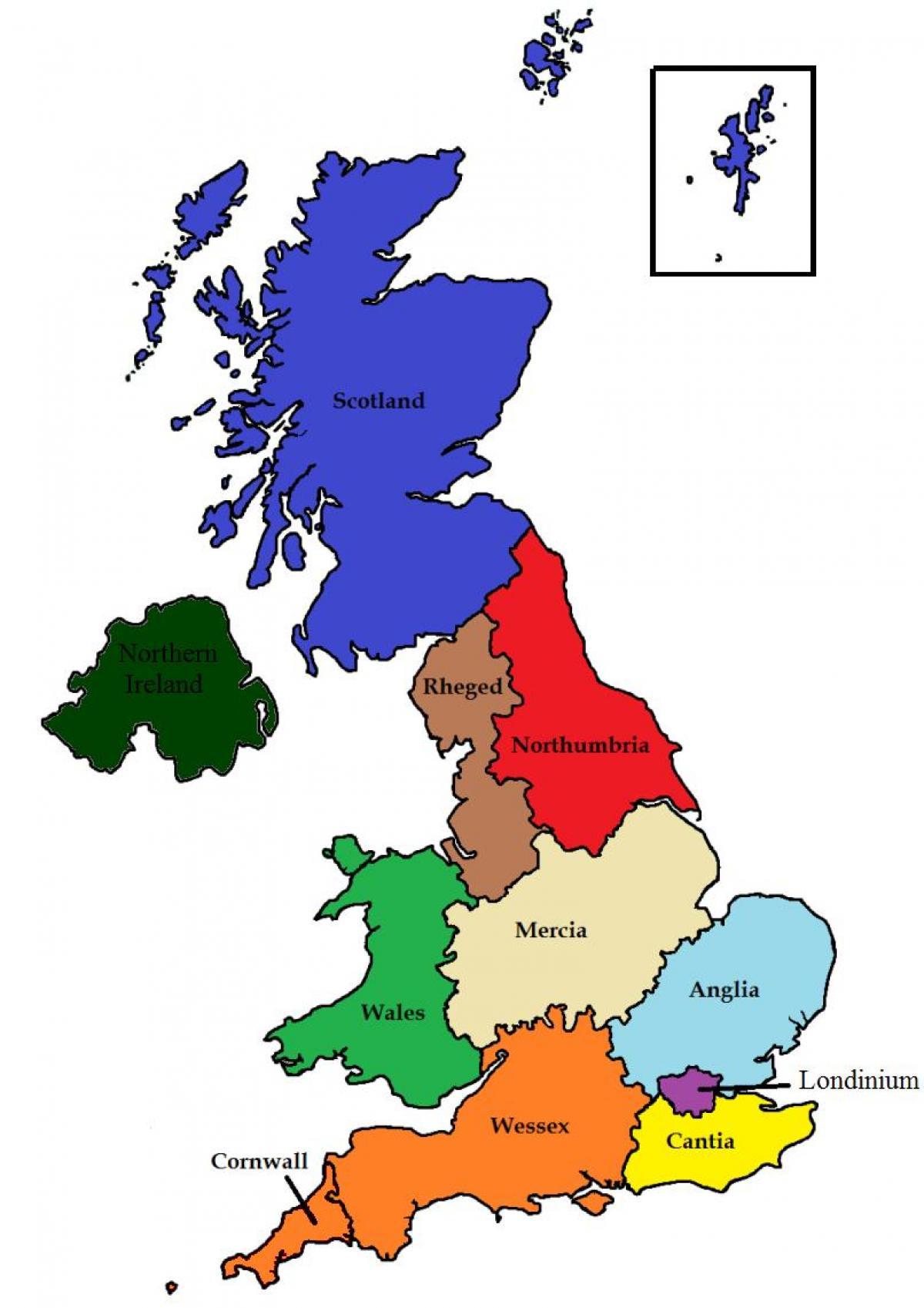 Map Of England Provinces.Uk Provinces Map Map Of Uk Provinces Northern Europe Europe